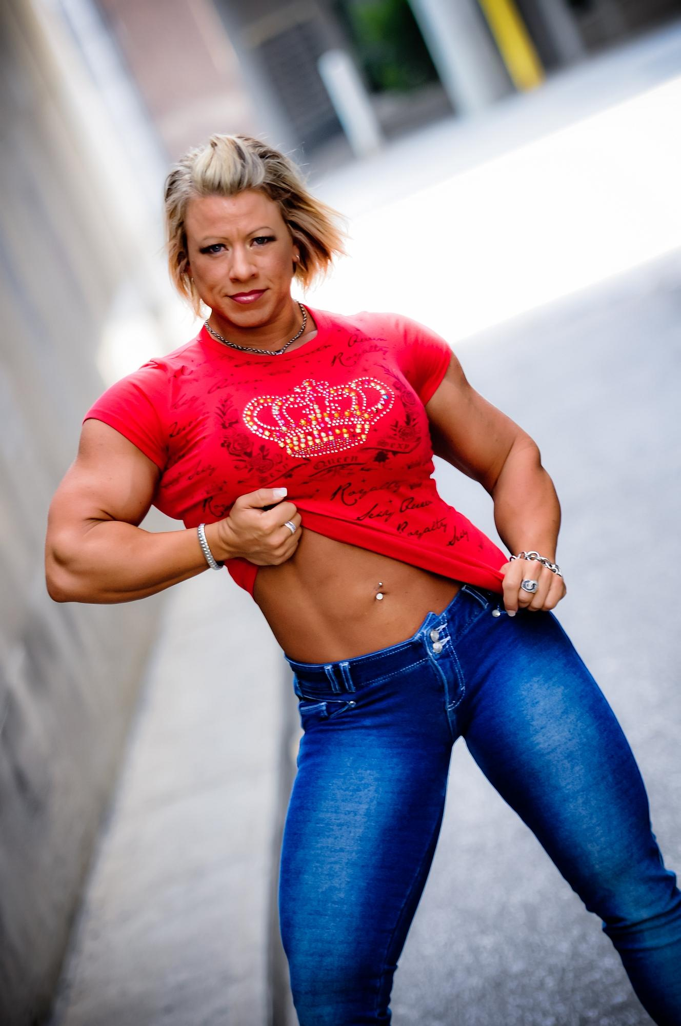 Its Jeanetic | FemaleMuscle, Female Bodybuilding and