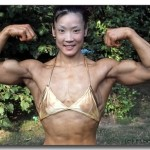 Asian Muscle Babes