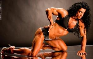 IFBB Professional Bodybuilder Debbie Bramwell
