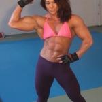 IFBB Bodybuilder Alina Popa