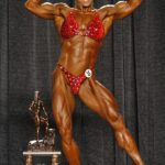 Suzanne Germano From National Statistic To National Bodybuilder