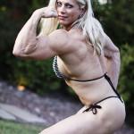 Skadi Frei: IFBB Beauty