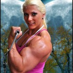 Skadi Frei: IFBB Beauty