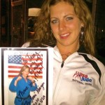 Toni Marie Geiger #1 Female Judo Athlete in the U.S.
