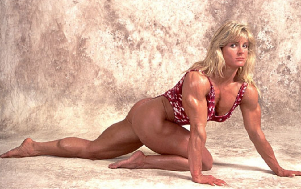 Female body builders erotica