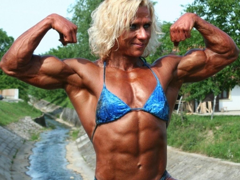 Angela Salvagno Twitter saskia salemink: about my training   femalemuscle, female