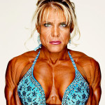 Russian Female Bodybuilding Photographer Martin Schoeller