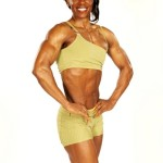 Katy Wayman-White First Place Master Female Bodybuilder