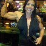 Marina Lopez IFBB Female Bodybuilder
