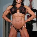 Marina Lopez IFBB Female Bodybuilder