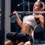 Women:  Use Great Form on Your Lat Pulldowns