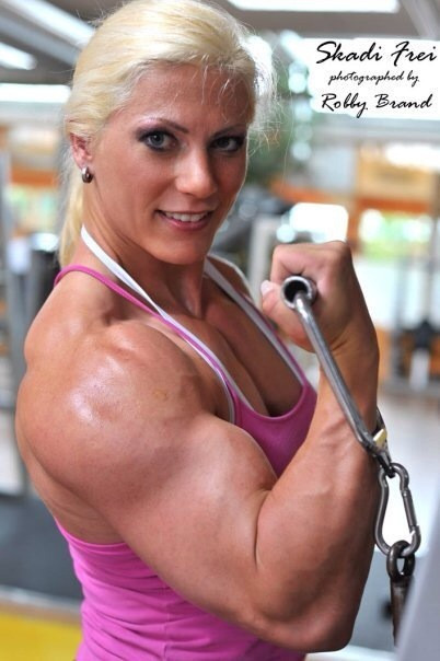 female german bodybuilder