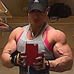 Extreme FemaleMuscle Biceps