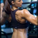 Wide Grip Lat Pulldowns for Women