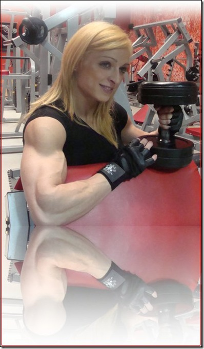 Sonny on FemaleMuscle Talk
