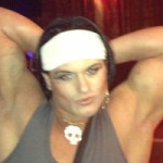 Female bodybuilder: Steroids Gave Me a Penis