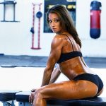 Christina Vargas: IFBB Pro Figure Competitor, Trainer & Model