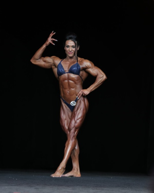 Alina Popa - 2014 Ms Olympia Runner-up