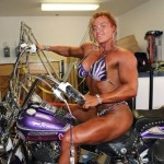 Helle Trevino: Helle on wheels!