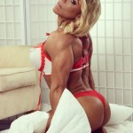 The Flying Finnish Fitness Beauty: Minna Pajulahti