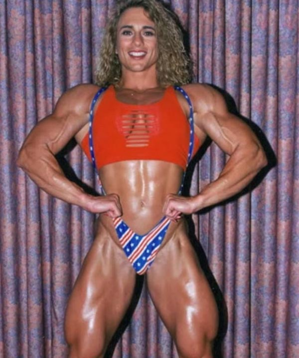 steroid use women nude