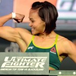 Former Champion Michelle Waterson Wins UFC Debut With Submission