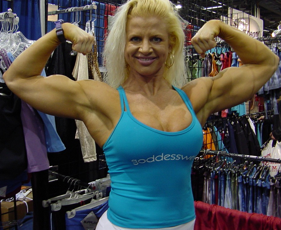 arnold classic 2003 expo