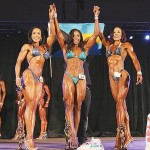 Overall Winners Are Crowned At 43rd Cac Bodybuilding And Fitness Championships