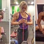 Female Bodybuilding Takes A New Form