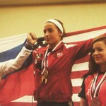 Local Teen Is A World Champion Powerlifter