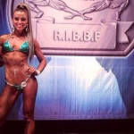 Bikini Queen Rebeccah Is All-Ireland Champ