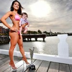 Clifton Springs Mum Wins Bodybuilding Competition After Giving Birth In April