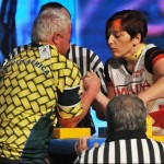 Barrie Resident Claims Silver At World Armwrestling Championships In Malaysia