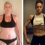 Wirral Mum Who Piled On The Pounds Drops Six Dress Sizes To Reach Bodybuilding Dream