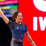 Weightlifter Diaz On Track To Make 2016 Olympics