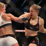 Watch Ronda Rousey Get KNOCKED OUT