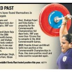 India's Weightlifting Chances In Rio Doubtful After Two Test Positive