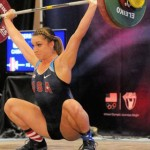 U.S. Weightlifter Mattie Rogers Talks About Body Image, Power