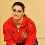 "Nazik Avdalyan Ranked 4th In Group ""B"""
