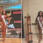 Mansfield Senior Graduate Wins First Bodybuilding Competition