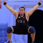 Disgraced Weightlifter Picks Herself Back Up