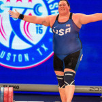 Move To Houston Recharges Weightlifter Robles' Career