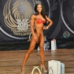 Toowoomba Bodybuilding Beauty Crowned Miss World