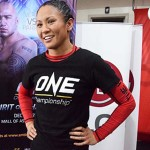 How Ana Julaton Spent Her One Year Off From MMA