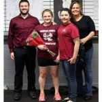 Lady Hawk Weightlifters Trounce Competition