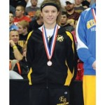 Megan Black Competes At Olympic Trials Qualifier