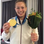 Thornbury Olympian Targets Rio After Gold In Korea