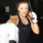 Irish MMA Champ Leah Takes Europe By Storm