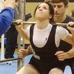 Martin Leads Lady Tigers In Powerlifting Meet