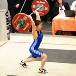 Markham Weightlifter Makes Strong Showing